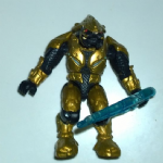 Mega Bloks Halo gold Covenant elite general figure